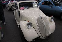 Trimoba AG / Oldtimer und Immobilien,Fiat  500A Topolino  1936-38; 4 Zyl., 0.6l, 13 PS
